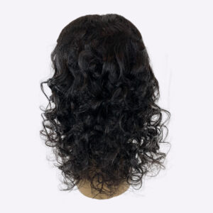 loose wave natural colored wig