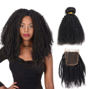 Afro Kinky Hair Bundle