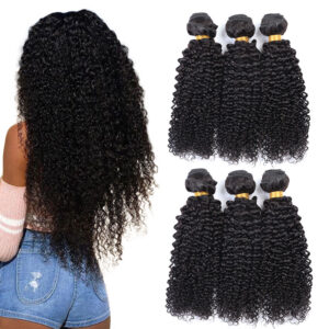 Jerry Curl Hair Bundle