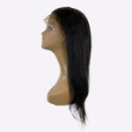 yaki straight lace front natural colored wig